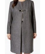 Calvin Klein Coat Women's Plus Size 22 Long Coat NWT - $125.00
