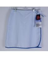 Sierra Designs Wrap Trail Skirt Women's S/M Blue Personal Environment Co... - $19.59