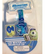 Monster University Disney Pixar Wrist  Watch Mike Wazowski Rare Unopened... - $39.60