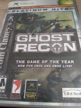 MicroSoft XBox Tom Clancy's Ghost Recon image 1