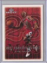 1999-2000 Upper Deck MVP Michael Jordan #204 Basketball Card - $3.75