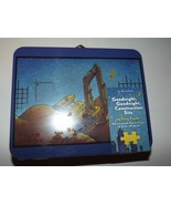 Goodnight, Goodnight Construction Site 24 Piece Kid's Puzzle in Metal Lu... - $10.67