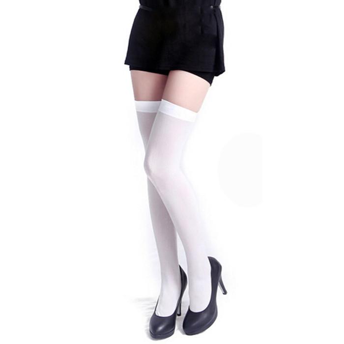 Women's Stockings, Esial /White hosiery