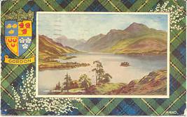 Loch Lomond and Ben Lomond vintage Post Card - $6.00