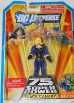 DC Universe Infinite Heroes Crisis 75 Years of Super Power Black Canary ... - $3.99