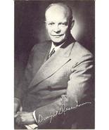 I Like Ike Vintage Political Campaign Post Card  - $7.00