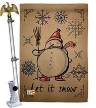 Ornament Collection HS191082-BO-02 Let it Snow Winter Wonderland Decorat... - $62.85