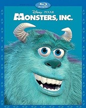 Disney Monsters, Inc.  (Blu-ray)