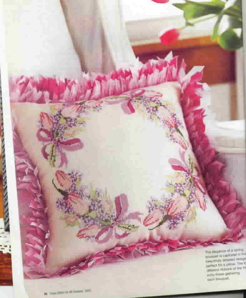 Better Homes and Gardens Cross Stitch For All Seasons, 100 Great Projects