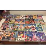 WALT DISNEY THE CLASSIC VHS MOVIES~LOT 0F 31 - $69.29