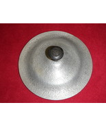 "Vintage Club Hammered Aluminum Cookware Replacement Lid 6 1/2"" Diameter - $23.36"