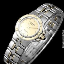Raymond Weil Parsifal Ss & 18K Gold Ladies Watch, $2400 - Mint With Warranty - $583.10