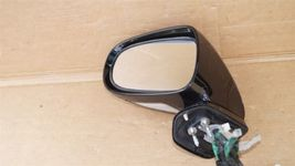 07-09 Lexus LS460 Sideview Side View Door Wing Mirror Driver LH (14 wire) image 7