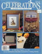 Celebrations to cross stitch and craft autumn 1990 thumb200
