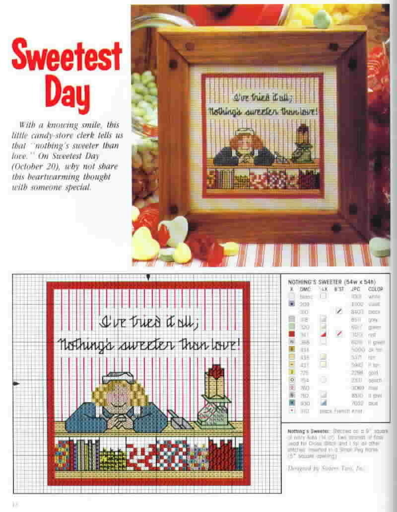 A Leisure Arts Publication Celebrations to Cross Stitch and Craft, Autumn 1990