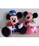 Disney Mickey & Minnie Mouse Stuffed Toy Set - $24.99