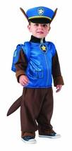 Rubies Paw Patrol Chase Schäferhund Jungen Kinder Halloween Kostüm 610502 - $23.66