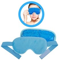 Ice Eye Mask by FOMI Care | Cooling Technology For Relaxing Sleep | Blac... - $12.65