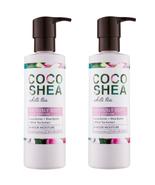 Bath & Body Works Coco Shea White Tea Body Lotion 7.8 fl oz Set Of Two B... - $17.34