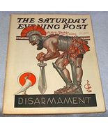 Saturday Evening Post Magazine December 10 1921 Leyendecker Cover  - $65.00