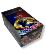Pokemon Sword Shield Build Battle Trading Card Game Display Booster NEW ... - $190.07