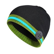Bluetooth Hat Music Beanie Headphone for Men and Women 8 Hours Working T... - $29.63