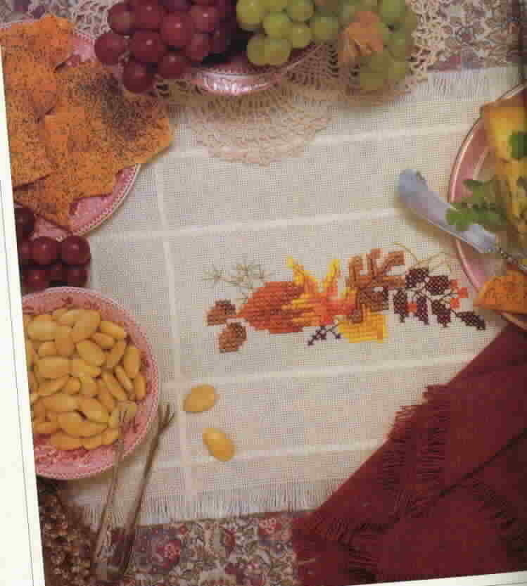 The Country Stitch Monthly, October 1988 Volume 1, Number 3
