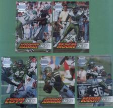 1994 Edge Silver Boss Squad New York Jets Football Set  - $1.99