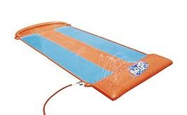 Bestway Triple Water Slide, Multicolor - $31.31