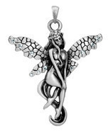 Constance Fairy Pendant - $13.00