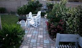 """15 - 6x6""""x1.5"""" Concrete Cobblestone Patio Paver Molds Make 100s for Pennies Each image 2"""