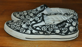 Converse Chuck Taylor One Star Skull Skeleton Sneakers Shoes Women's Sz ... - $16.99