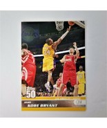 KOBE BRYANT #24 - 2008 TOPPS 50th NBA Honor Roll Basketball Card 22 of 50 - $65.92