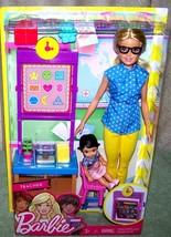 Barbie Teacher Doll Playset New - $30.88