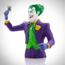 Classic Joker- Premium Limited Edition Bust Bank Statue - $34.99