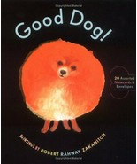 Good Dog! Notecards : 20 Assorted Notecards and Envelopes : New Boxed Set @ - $18.76