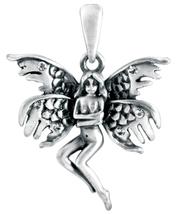 Atilla Fairy Pendant - $12.00