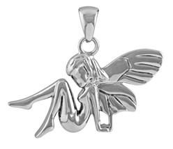 Daphne Fairy Pendant - $16.00