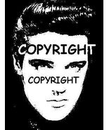 ELVIS REVERSE BLOCK NEW MOUNTED rubber stamp - $10.00