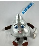 """Hershey Park The Petting Zoo Hersheys Kisses Female Kiss 8.5"""" Plush Stuf... - $13.55"""