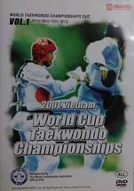 2001 Vietnam World Cup Taekwondo Championship DVD At The Atadium of Mili... - $10.95