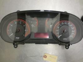 GRS212 Gauge Cluster Speedometer Assembly 2014 Dodge Dart 2.4  - $25.00