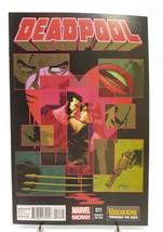 Deadpool #11 Amanda Conner Wolverine Variant Cover Vol 4 Aug 2013 Marvel Comics - $10.99