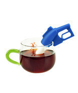 Reusable Silicone Loose Tea Infuser Filter Perforated Strainer Tea Infus... - $38,65 MXN