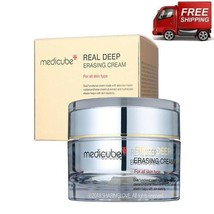 Medicube Real Deep Erasing Cream 50ml Season2 Whitening Anti-wrinkle  K-... - $46.23