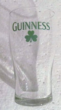 Guinness Stout Ireland SHAMROCK Collectible Pint Glass - $9.99