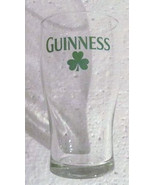 Guinness Stout Ireland SHAMROCK Collectible Pint Glass - $9.99