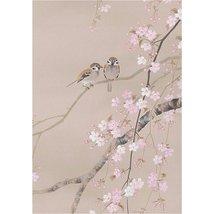 Tokyo Art Gallery ISHIHARA - Kakejiku (Japanese Hanging Scroll) : SAKURA (A) ... - $1,638.45