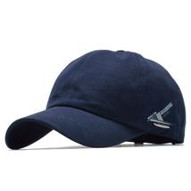 Summer Solid Baseball Cap Men Brand Mens Baseball Caps Black Sun Trucker... - $13.63
