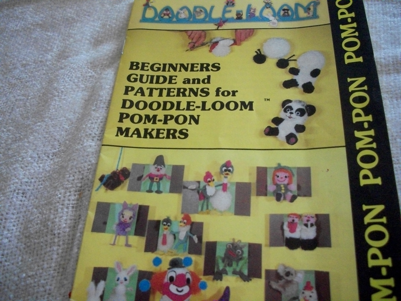 Primary image for Loom Instruction Book